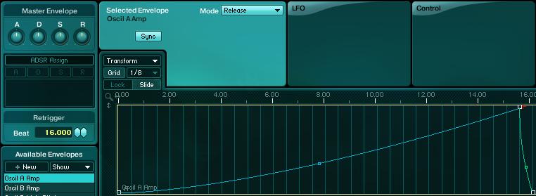 Absynth Sound Design Tutorial Series: Creating A Riser Effect - ADSR