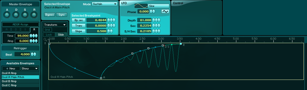 How to Embed LFOs in Absynth Envelopes For Greater Modulation Control Tutorial by OhmLab 10