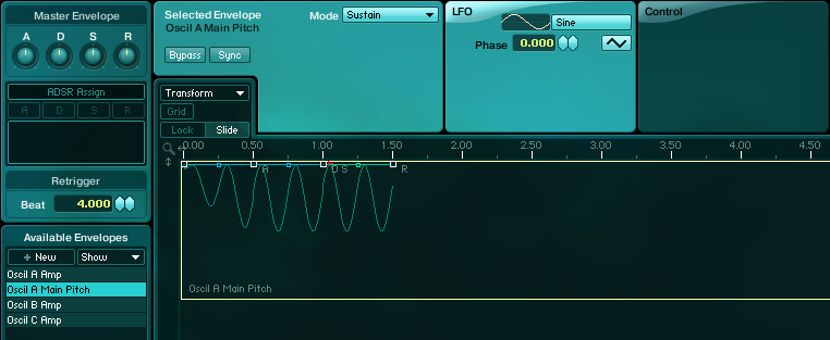 How to Embed LFOs in Absynth Envelopes For Greater Modulation Control Tutorial by OhmLab 3