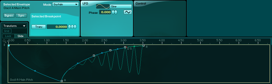 How to Embed LFOs in Absynth Envelopes For Greater Modulation Control Tutorial by OhmLab 5