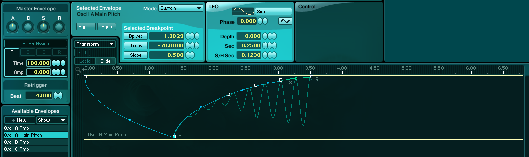 How to Embed LFOs in Absynth Envelopes For Greater Modulation Control Tutorial by OhmLab 6