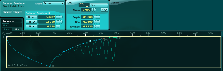How to Embed LFOs in Absynth Envelopes For Greater Modulation Control Tutorial by OhmLab 8